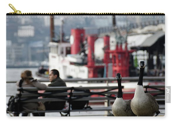City Geese Carry-all Pouch