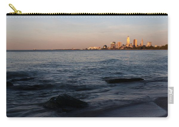 Cleveland From The Shadows Carry-all Pouch