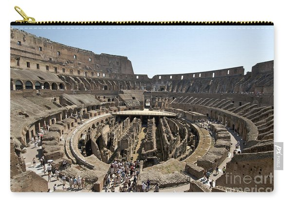 Colosseum. Rome Carry-all Pouch