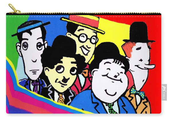 Comedy Greats Carry-all Pouch