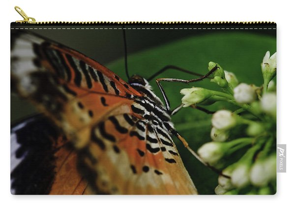 Common Lacewing Carry-all Pouch