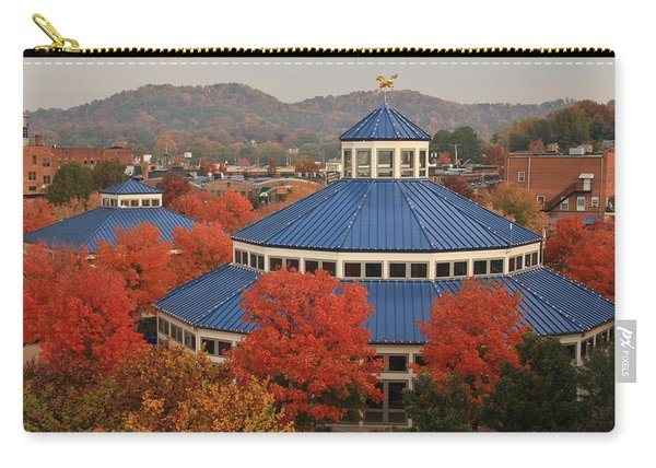 Coolidge Park Carousel Carry-all Pouch