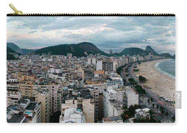 Copacabana Sunset Carry-all Pouch