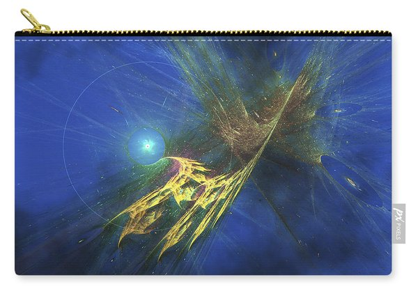 Cosmic Image Of Our Vast Universe Carry-all Pouch