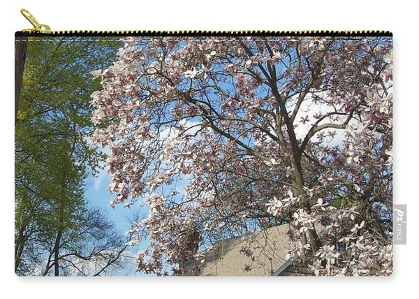 Carry-all Pouch featuring the photograph Country Living by Cynthia Amaral