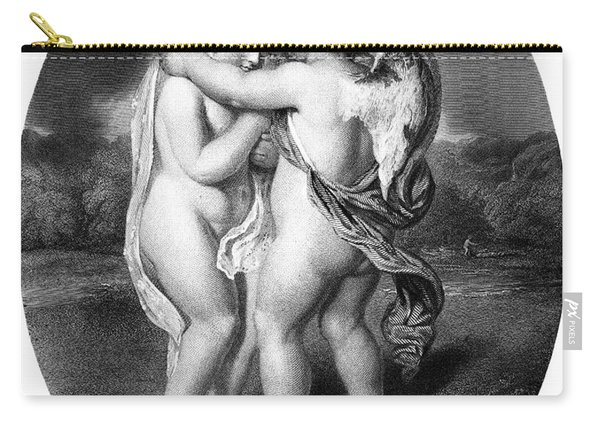 Cupid & Psyche, 1873 Carry-all Pouch