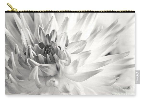 Dahlia Flower 02 Carry-all Pouch