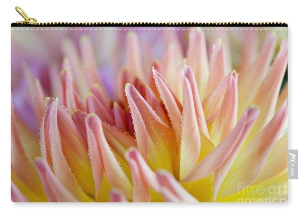 Dahlia Flower 05 Carry-all Pouch
