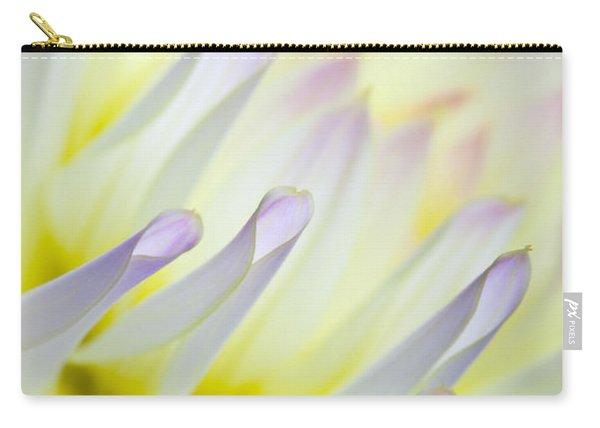 Dahlia Flower 09 Carry-all Pouch
