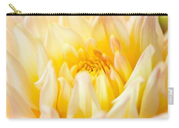 Dahlia Flower 10 Carry-all Pouch