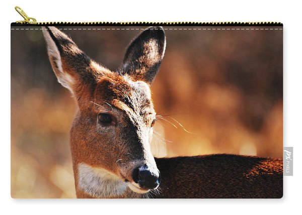 Deep In Thought Carry-all Pouch