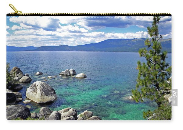 Deep Waters Lake Tahoe Carry-all Pouch