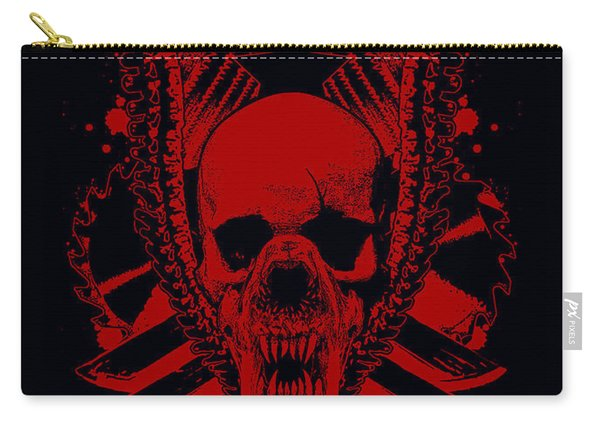 Devitalized Carry-all Pouch