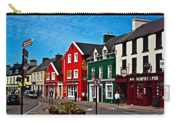 Dingle Bay Color Carry-all Pouch