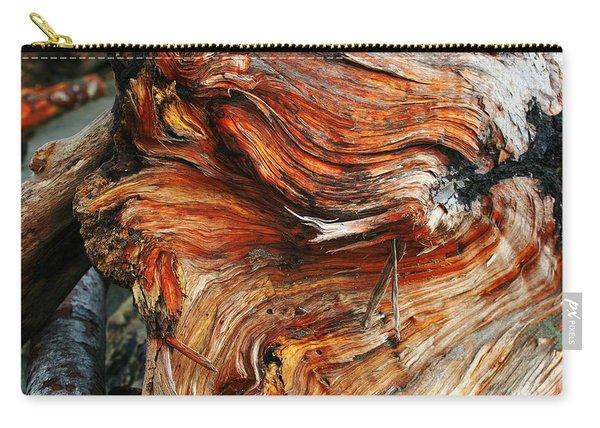 Drift Redwood Carry-all Pouch