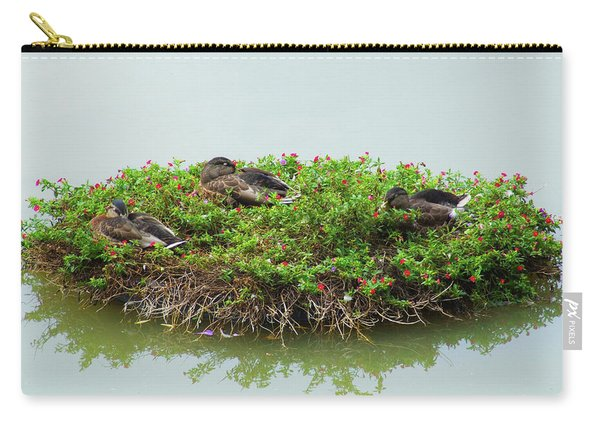 Duck Heaven Carry-all Pouch