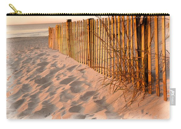 Dune Fence Carry-all Pouch