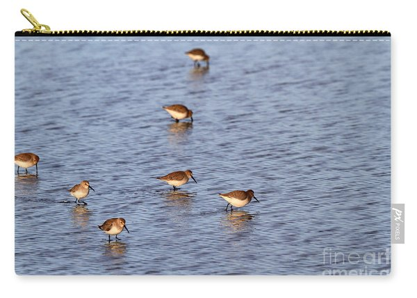 Dunlins Carry-all Pouch