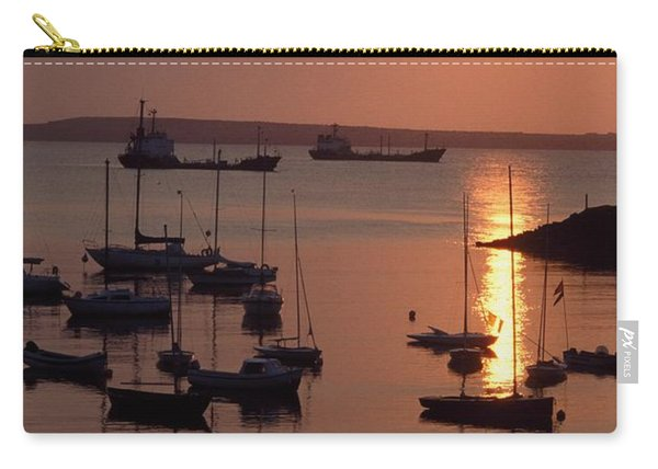 Dunmore East, Co Waterford, Ireland Carry-all Pouch
