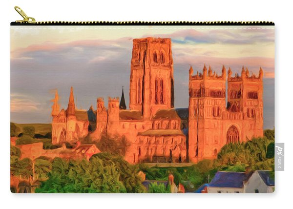 Durham Cathedral Carry-all Pouch