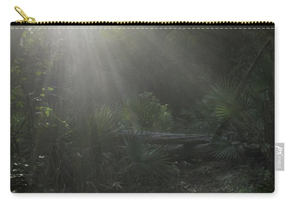 Enchanted Glen Carry-all Pouch