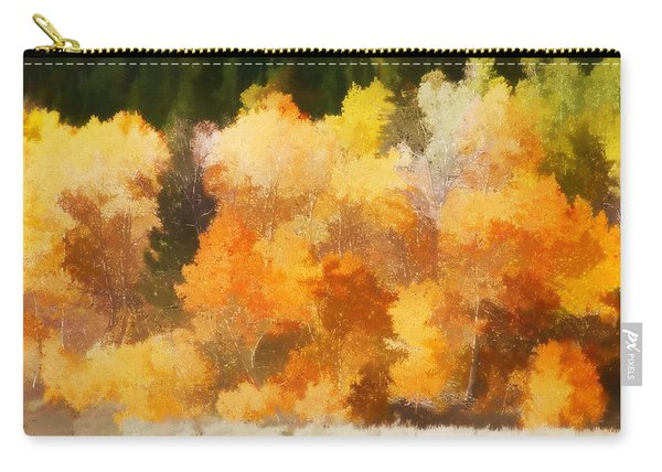 Fall In The Sierra IIi Carry-all Pouch