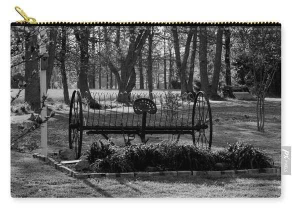 Farm Antique Carry-all Pouch
