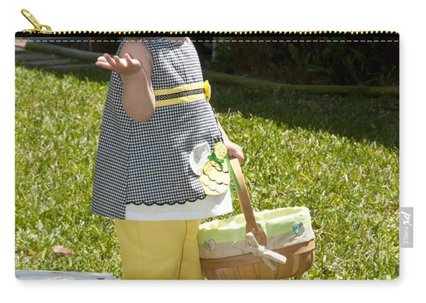 First Easter Egg Hunt Carry-all Pouch