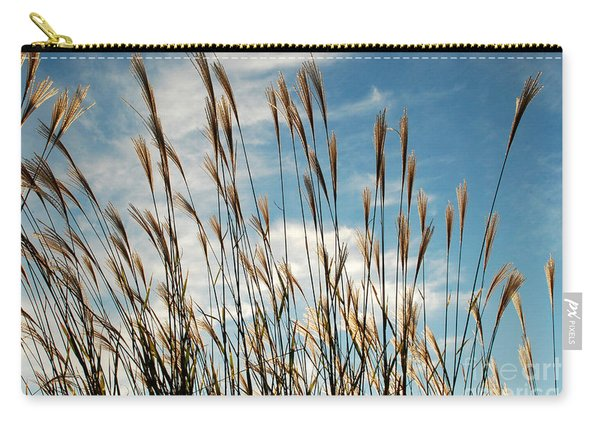 Flare To The Sky Carry-all Pouch