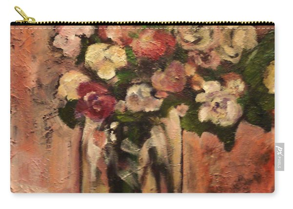 Flowers For Mom Carry-all Pouch