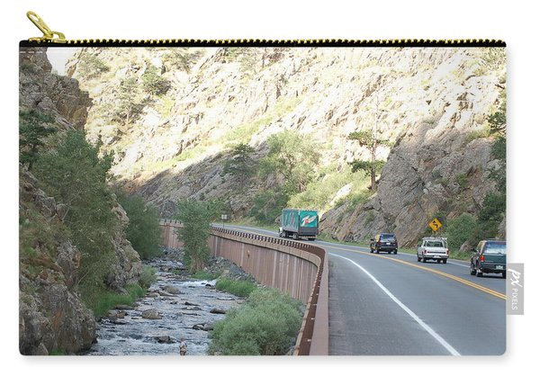 Fly Fishing In Colorado Carry-all Pouch