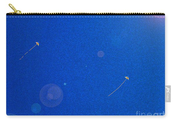 Flying Kites  Carry-all Pouch