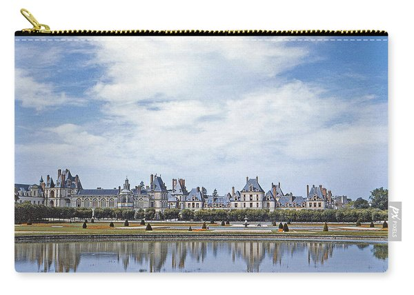 Fontainebleau Palace  Carry-all Pouch