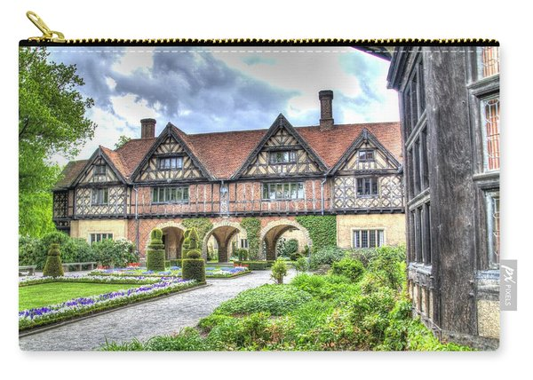 Garden Of Cecilenhof Palace Germany Carry-all Pouch