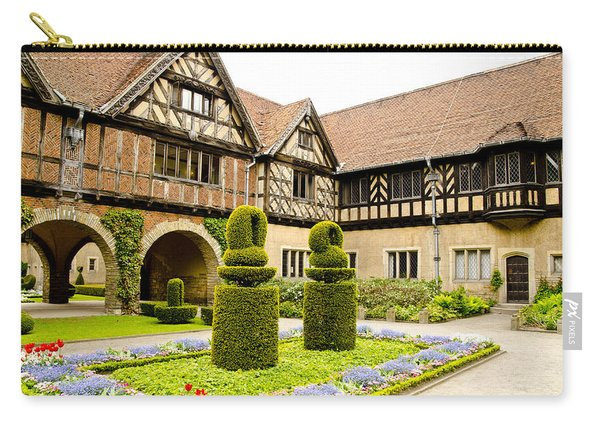Gardens At Cecilienhof Palace Carry-all Pouch