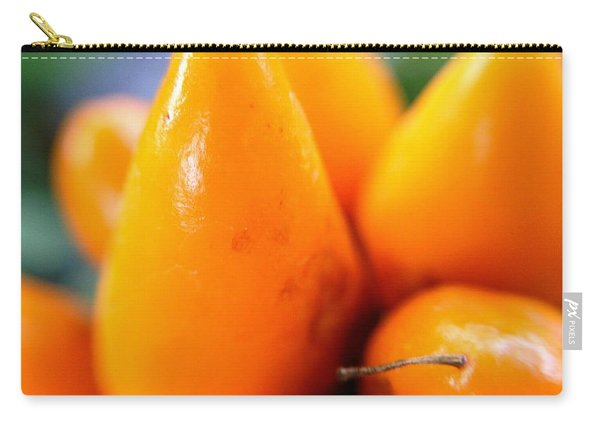 Ghost In The Pepper Carry-all Pouch