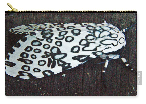 Giant Leopard Moth 2 Carry-all Pouch