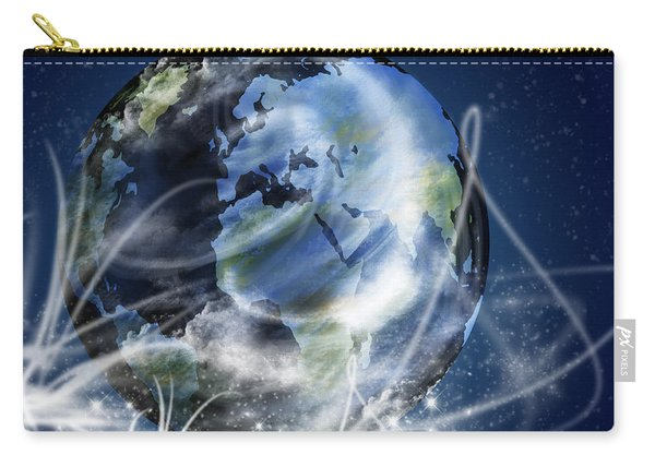 Globe Carry-all Pouch