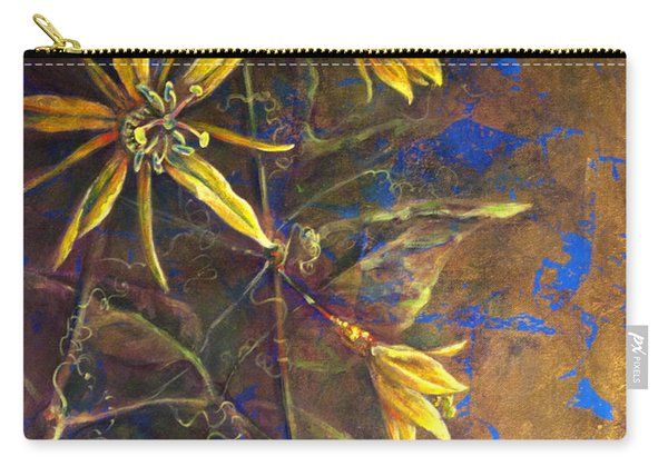 Gold Passions Carry-all Pouch