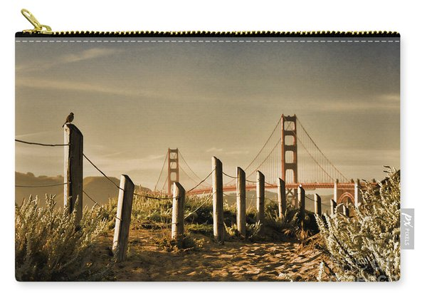 Golden Gate Bridge - 3 Carry-all Pouch