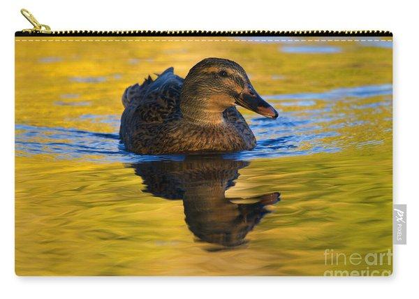Golden Hen Carry-all Pouch
