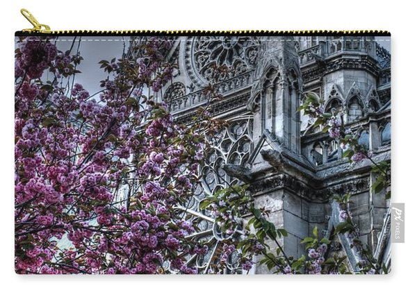 Gothic Paris Carry-all Pouch