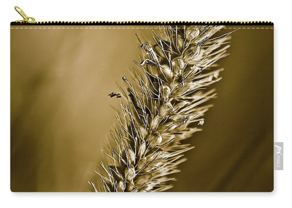 Grass Seedhead Carry-all Pouch