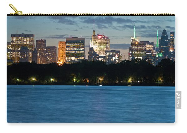 Great Pond Skyline Carry-all Pouch