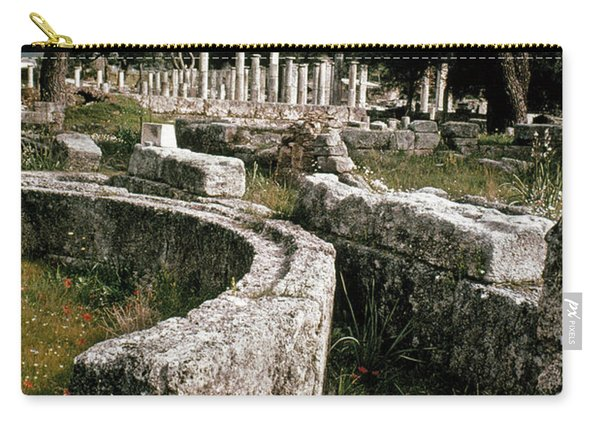 Greece: Olympia Carry-all Pouch