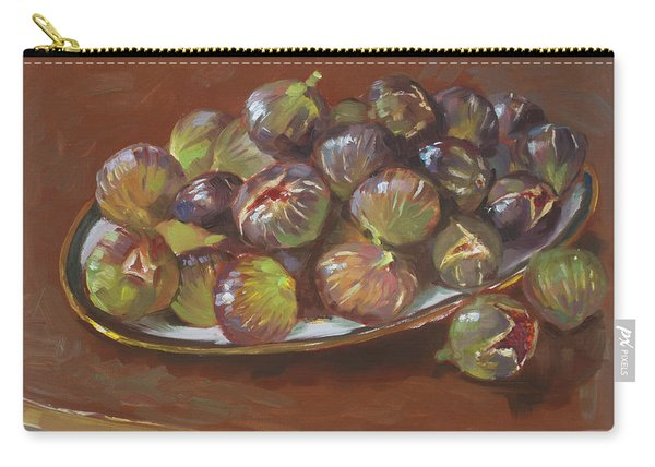 Greek Figs Carry-all Pouch