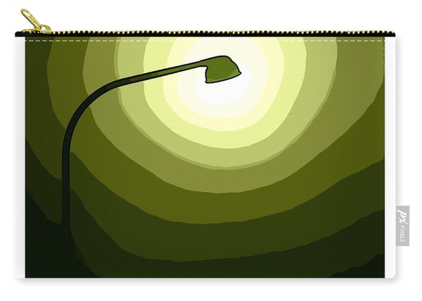 Green Is Hope Carry-all Pouch