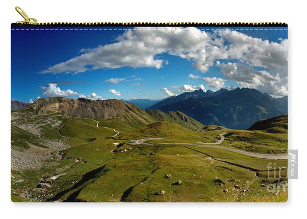 Grossglockner High Alpine Road Carry-all Pouch