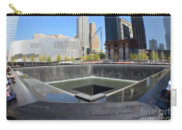 Ground Zero New York Carry-all Pouch