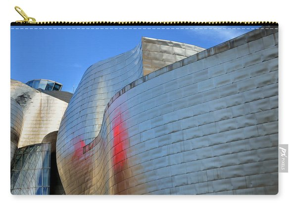 Guggenheim Museum Bilbao - 3 Carry-all Pouch